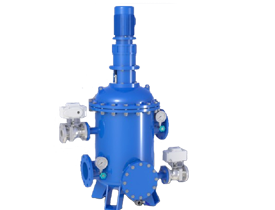 ZLSG-H型低水頭全自動濾水器
