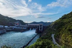 廣西巖灘水電站