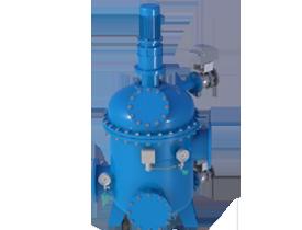 ZLSG-BGD型系列复合定位排污全自动滤水器