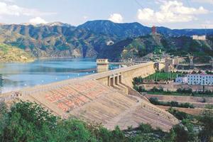 劉家峽水電廠