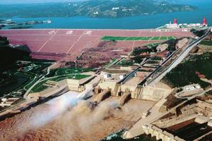 黄河小浪底水利枢纽工程